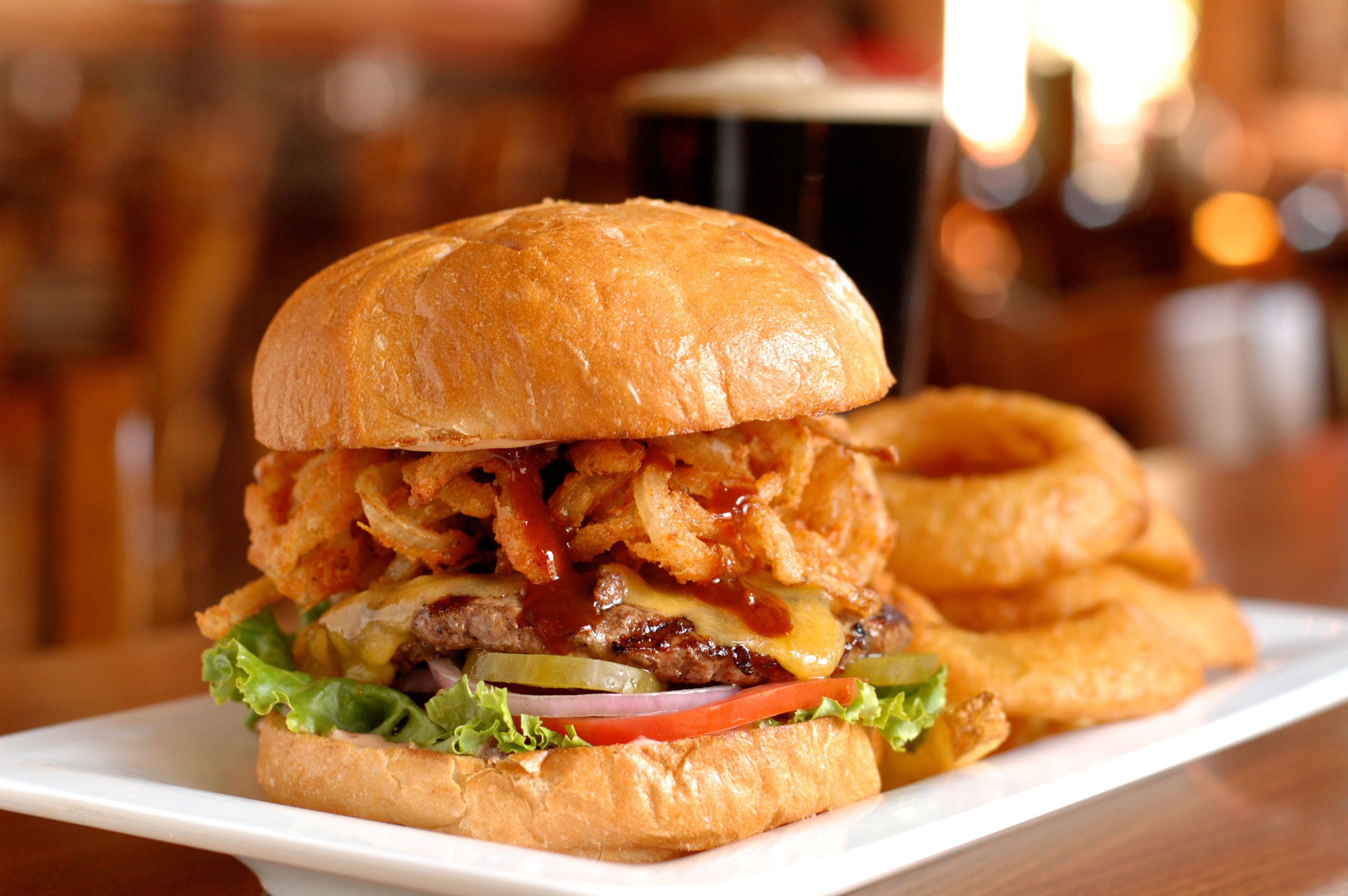 Go for Gourmet Burgers! - Top Restaurant Prices