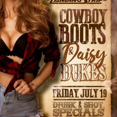 Cowboy Boots & Daisy Dukes